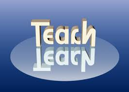Teaching and learning – a mutual process