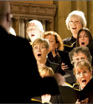 North London Chorus conducted by Murray Hipkin