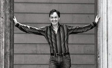 Mark Oldfield, founder of Vocalcraftwork